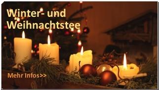 Winter- und Weihnachtstee